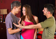 Tori Black & Anthony Rosano & Zane in Diary of a Nanny