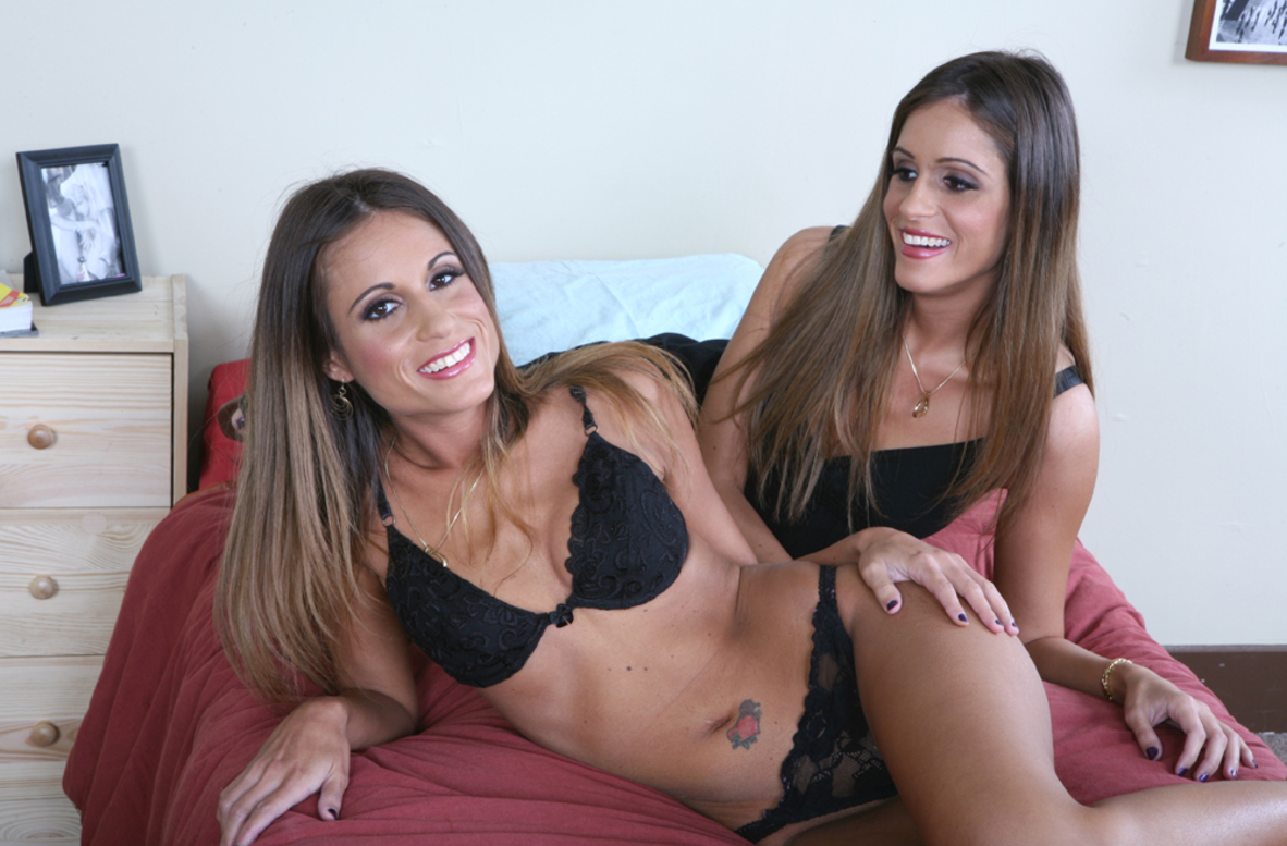 Watch Lacey Love, Lyndsey Love and Alan Stafford video in Fast Times