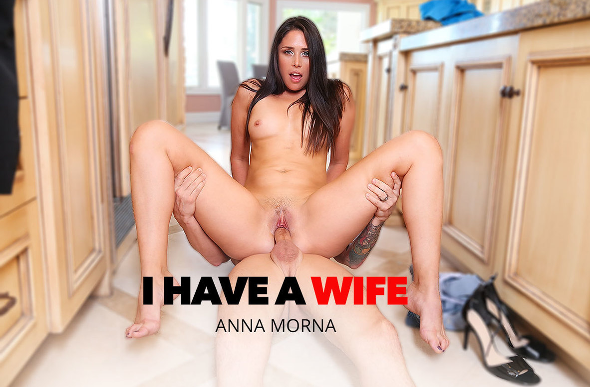 Watch Anna Morna and Tyler Steel 4K video in I Have a Wife
