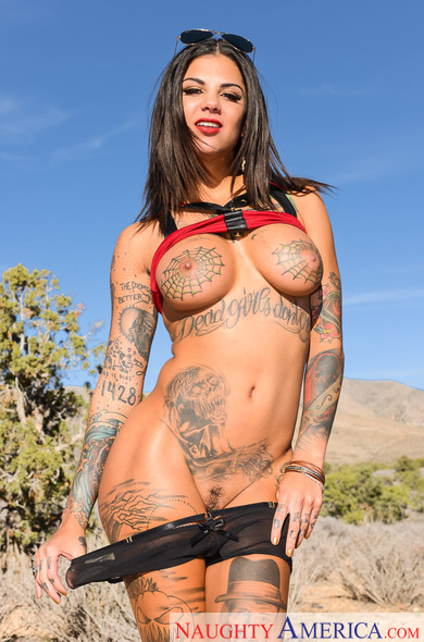 Bonnie Rotten  Karlo Karrera In I Have A Wife - Naughty -3465