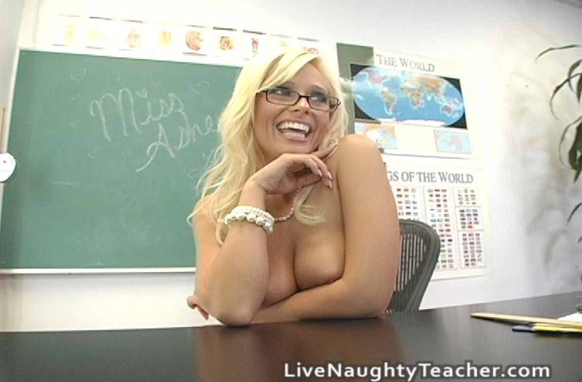 Watch Angelina Ashe video in Live Naughty Teacher