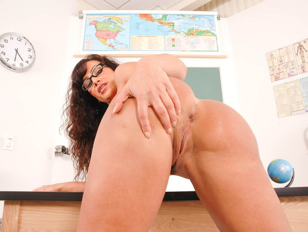 Naughty teacher ann lisa
