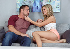 Jessa Rhodes fucking in the living room with her bubble butt - Sex Position 2