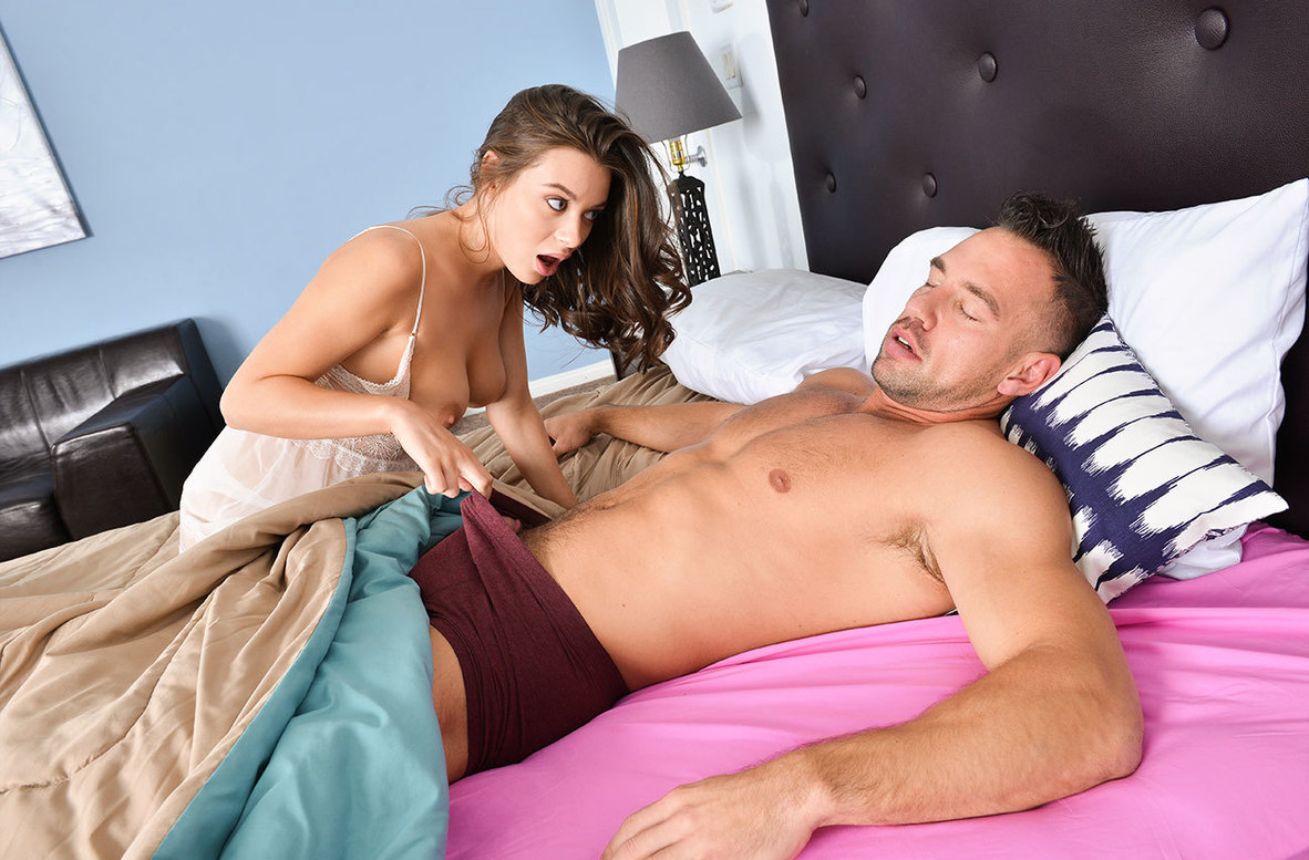 Watch Lana Rhoades and Johnny Castle 4K video in My Friend's Hot Girl