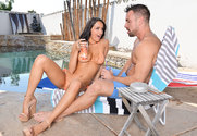 Sofi Ryan & Johnny Castle in My Friend's Hot Girl