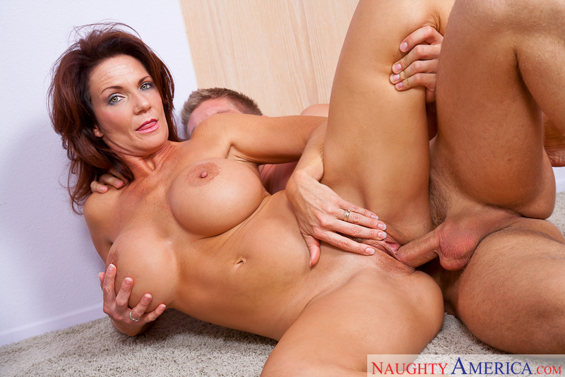 Mom cougar hot friends