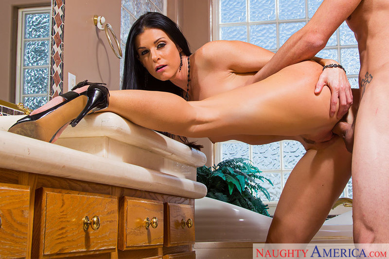 India Summer Fucking In The Floor With Her Petite-4580