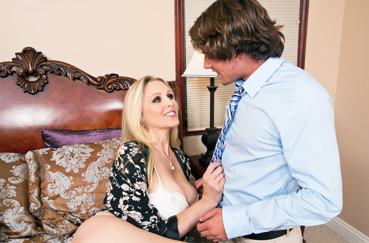 Watch Julia Ann and Tyler Nixon video in My Friend's Hot Mom