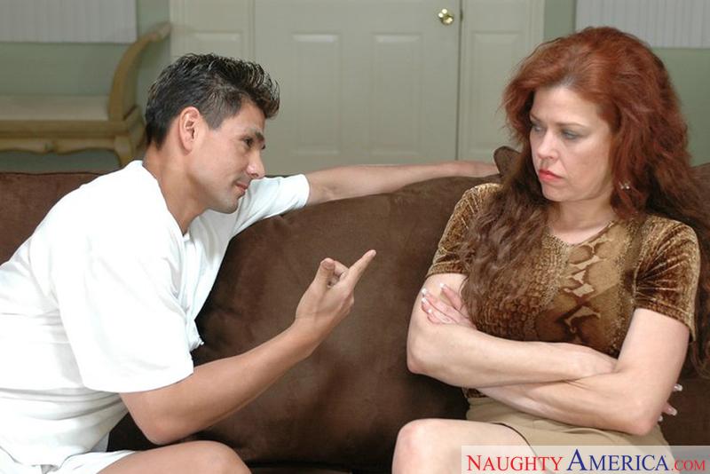 Mrs evans america naughty