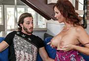 Syren De Mer & Lucas Frost in My Friend's Hot Mom