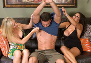 Lisa DeMarco & Teri Weigel & Jordan Ash in My Friend's Hot Mom