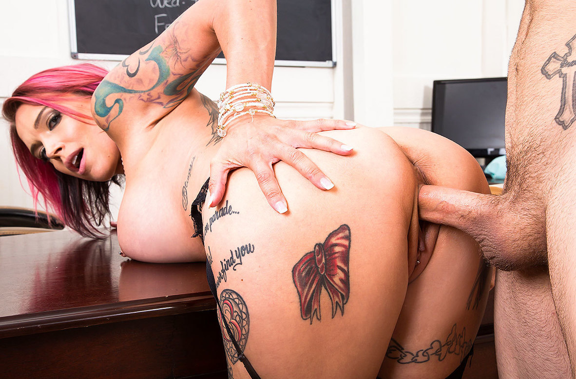 Watch Anna Bell Peaks and Tyler Nixon 4K video in My First Sex Teacher