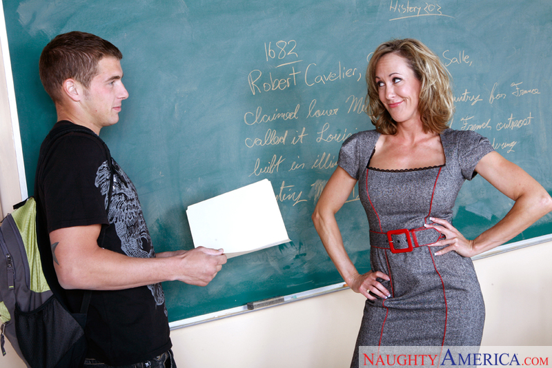 Brandi love first teacher sex