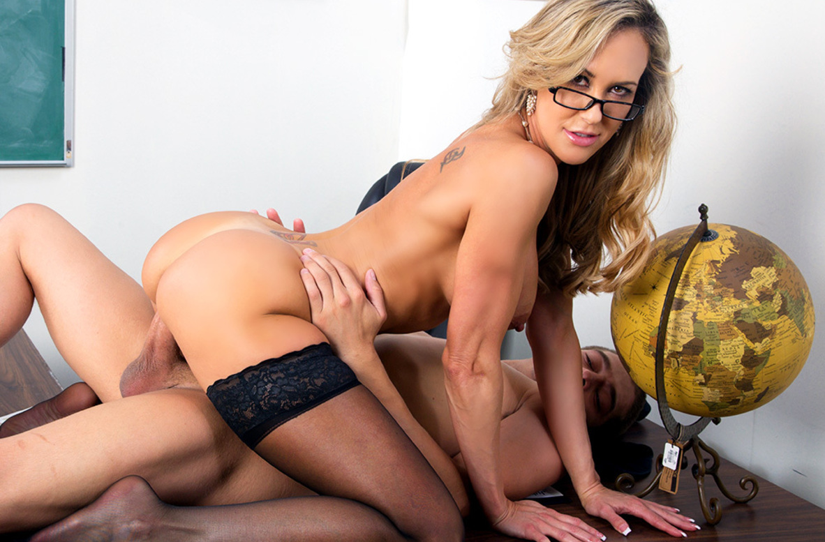 Watch Brandi Love and Xander Corvus American video in My First Sex Teacher