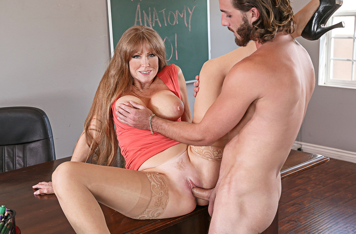 Watch Darla Crane and Lucas Frost 4K video in My First Sex Teacher