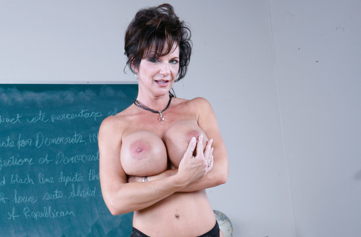Watch Deauxma and Alan Stafford video in My First Sex Teacher