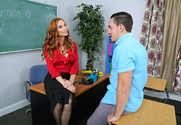 Diamond Foxxx & Peter Green in My First Sex Teacher