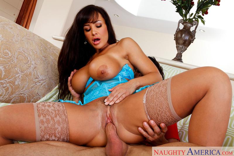 Lisa Ann First Sex Video