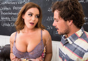 Natasha Nice & Tyler Nixon in My First Sex Teacher