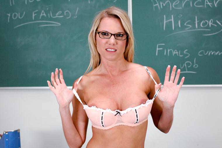 First mrs sex teacher wylde
