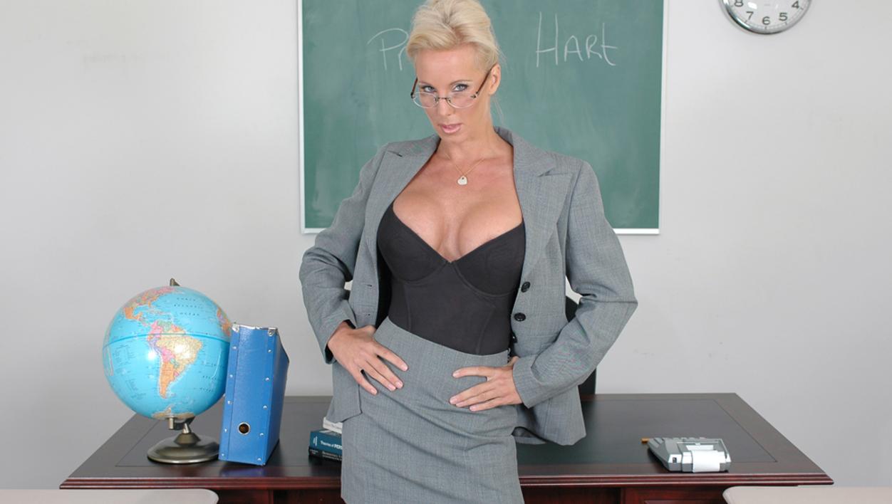 Hart teacher tj naughty america