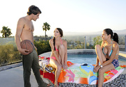 Kiera Winters & Tyler Nixon in My Sister's Hot Friend