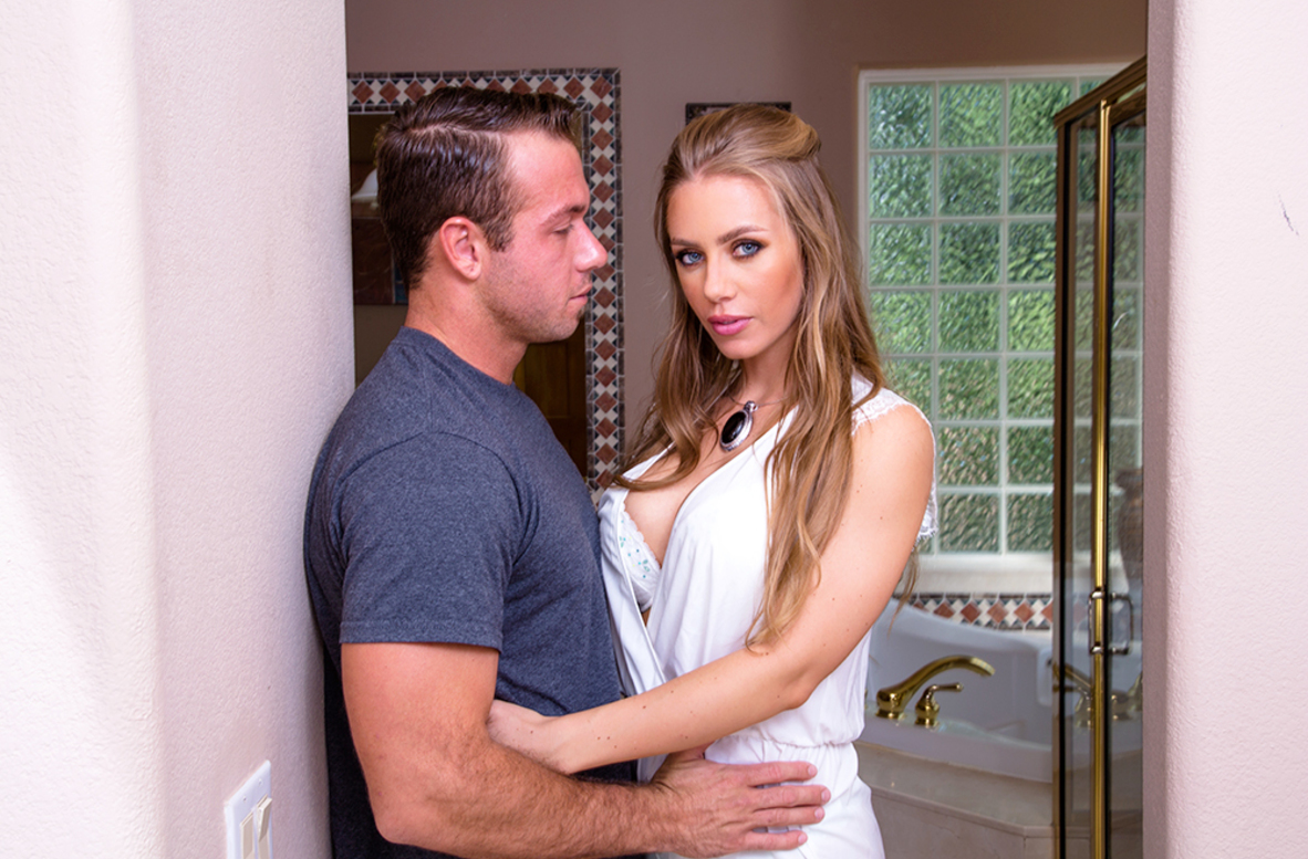 Watch Nicole Aniston 4K video in My Wife Is My Pornstar