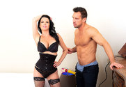 Veronica Avluv & Johnny Castle in My Wife Is My Pornstar
