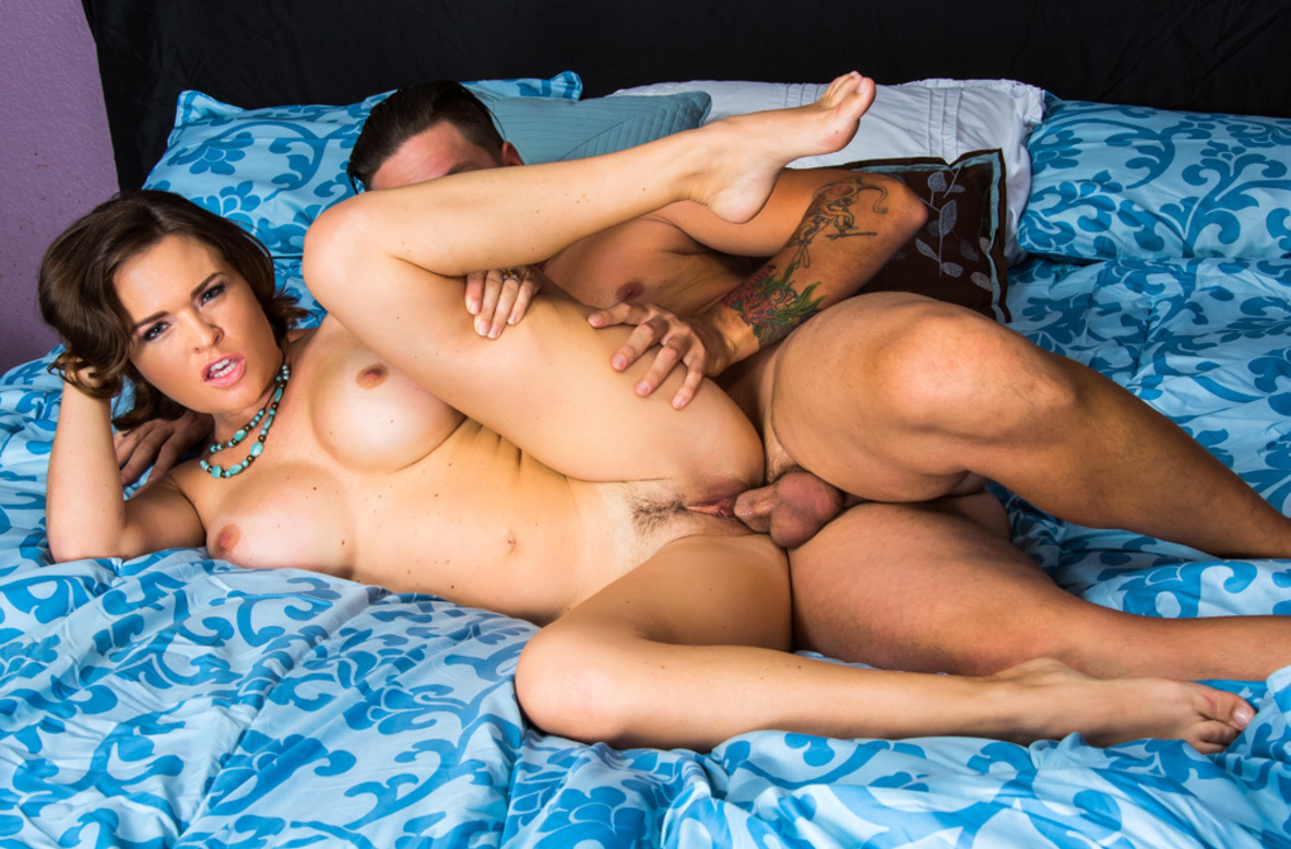Watch Krissy Lynn and Bradley Remington 4K video in Dirty Wives Club