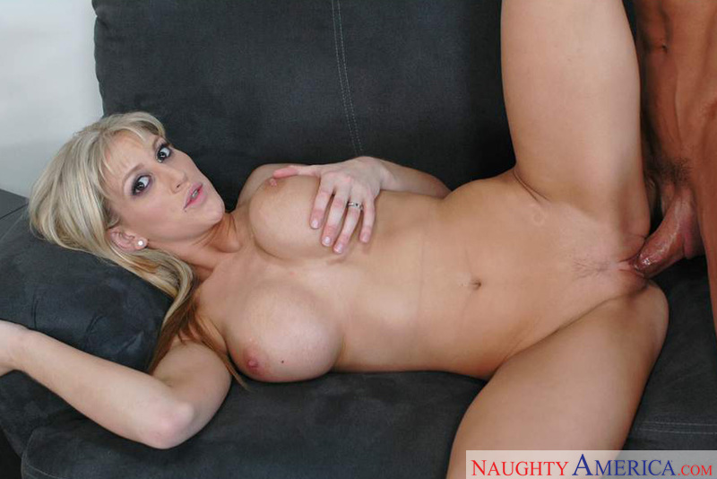 Eve Laurence fucking in the couch with her tits - Sex Position 3
