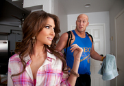 Jenni Lee & Christian in Neighbor Affair