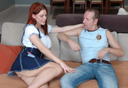 Roxetta & Chris Charming in Neighbor Affair