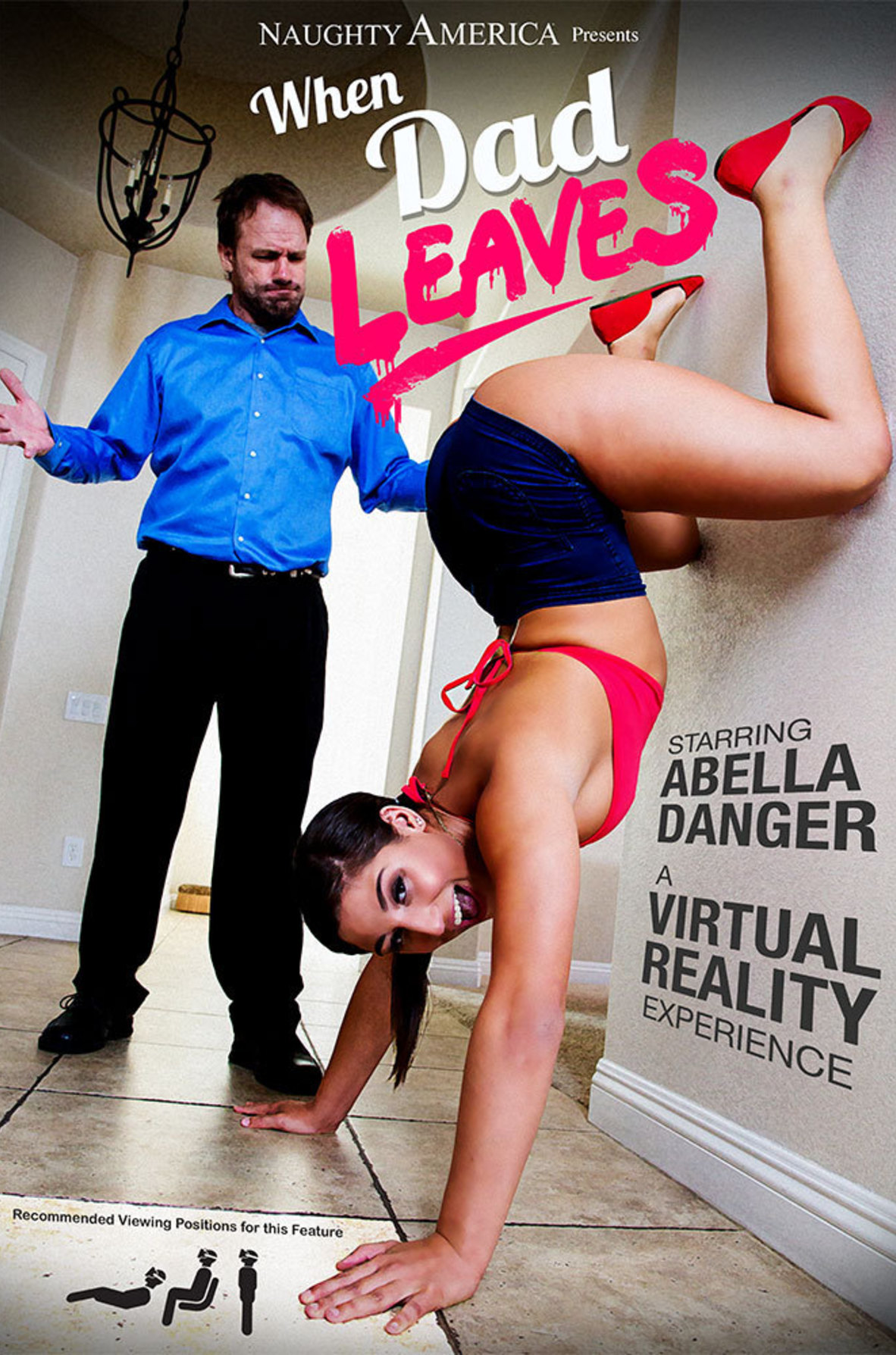 Watch Abella Danger and Xander Corvus VR video in Naughty America