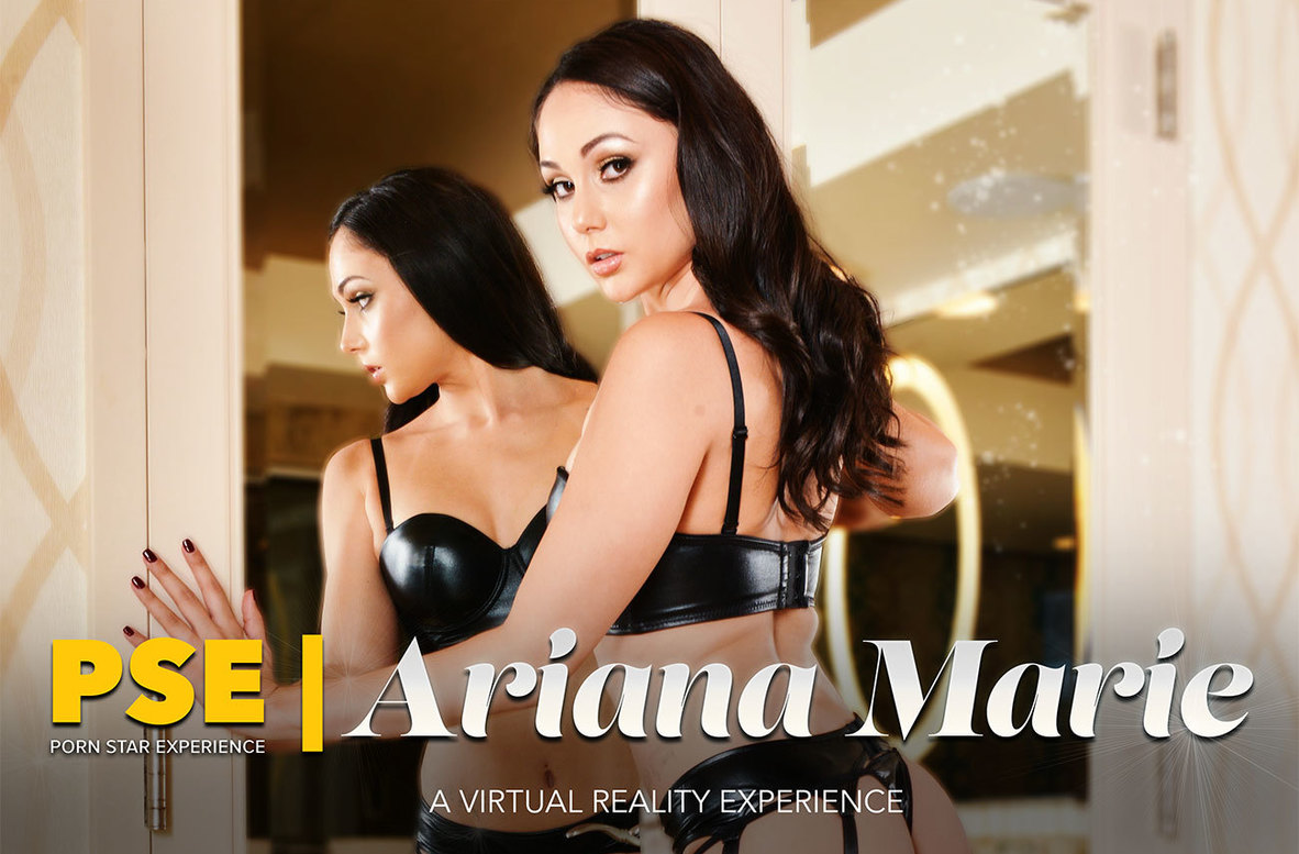 Watch Ariana Marie and Johnny Castle VR video in Naughty America