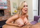 Brandi Love fucking in the living room with her tits vr porn - Sex Position 2