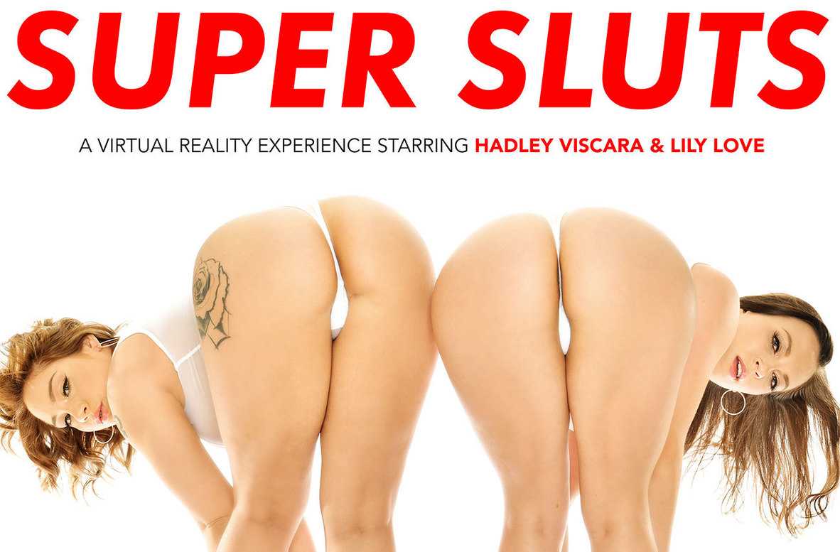 Watch Hadley Viscara, Lily Love and Dylan Snow VR video in Naughty America