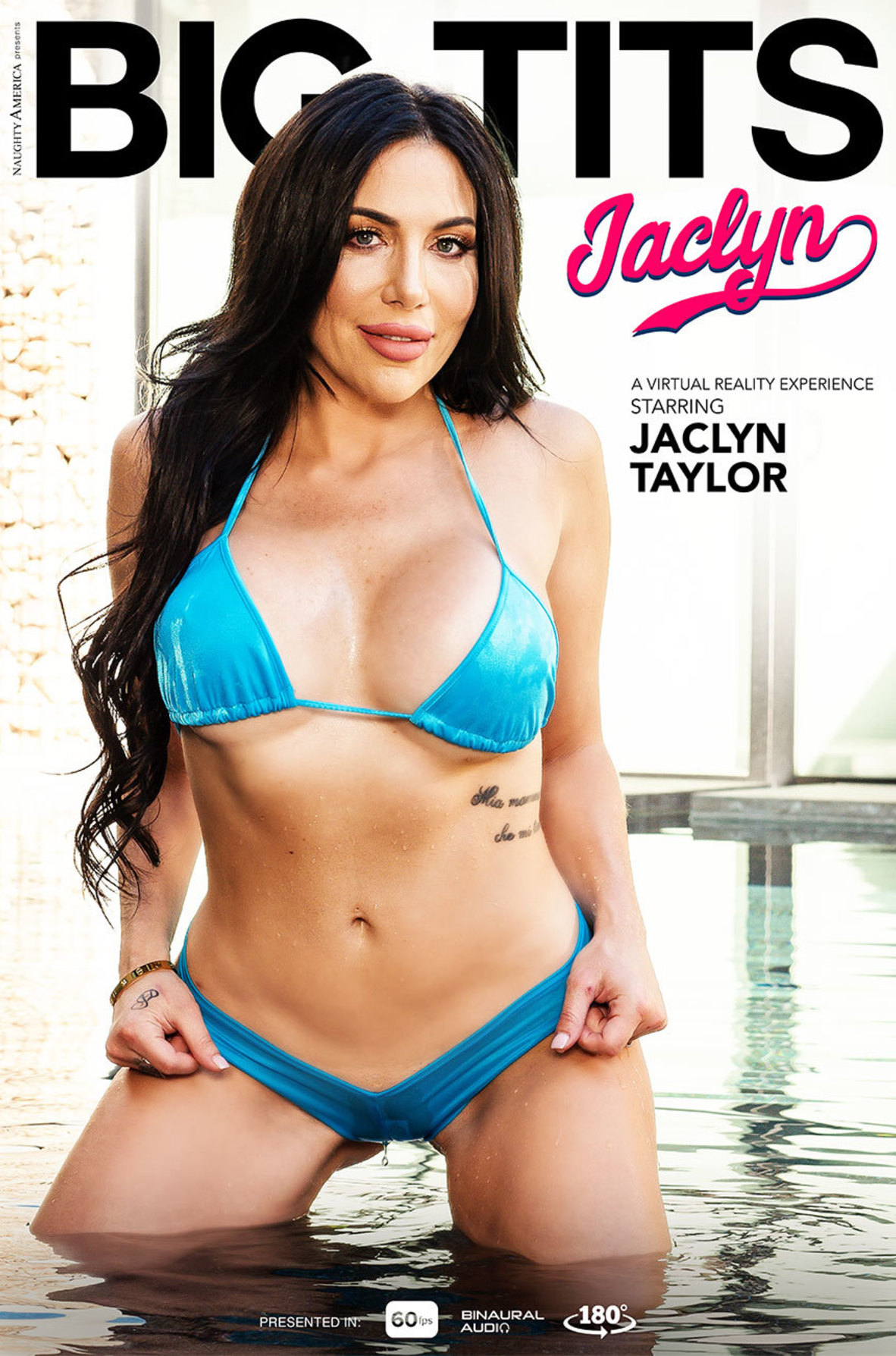 Watch Jaclyn Taylor and Ryan Driller VR video in Naughty America