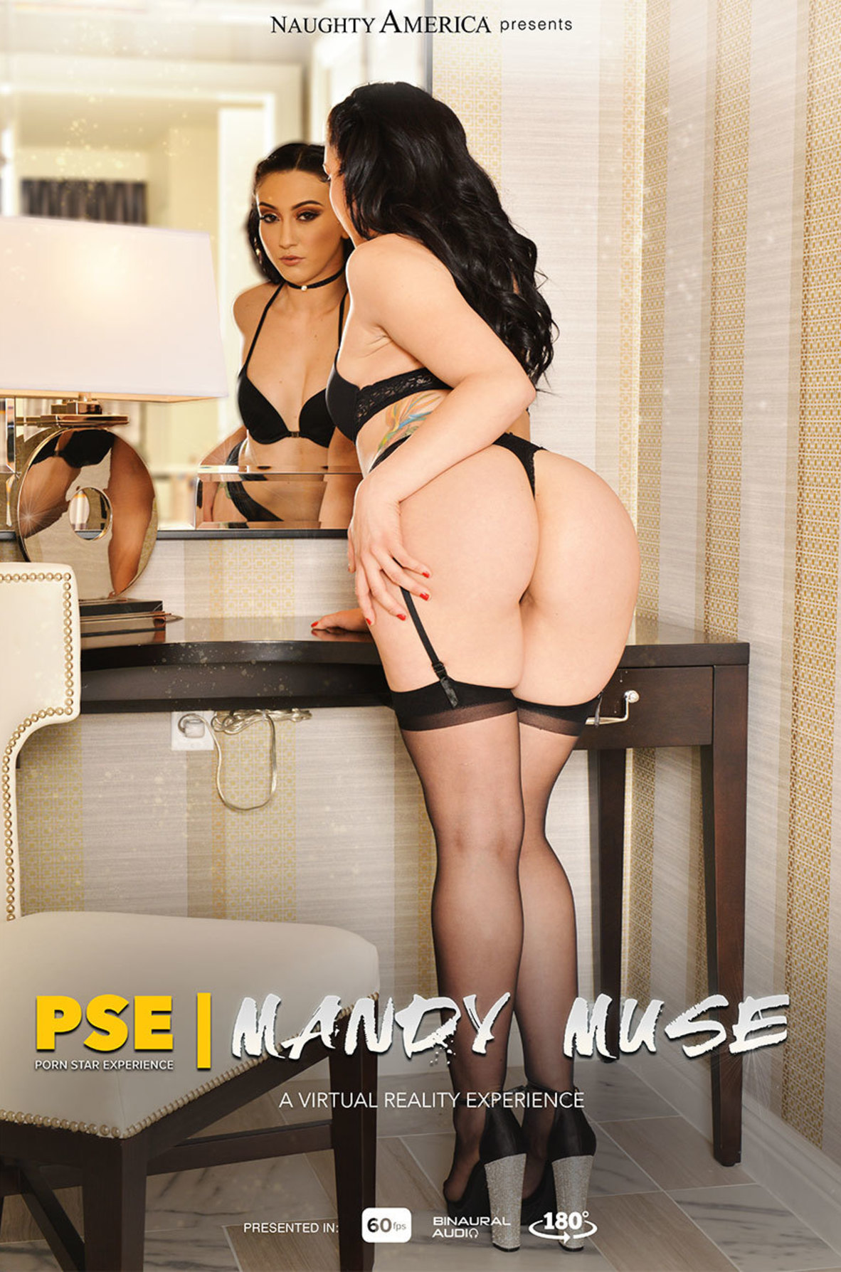Watch Mandy Muse and Dylan Snow VR video in Naughty America