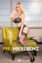 Nikki Benz starring in Bad Girlporn videos with 69 and Athletic Body