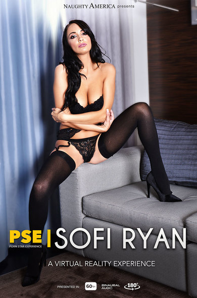 Watch Sofi Ryan enjoy some 69 and American!