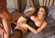 Chanel Preston & Johnny Sins in Tonight's Girlfriend Classic