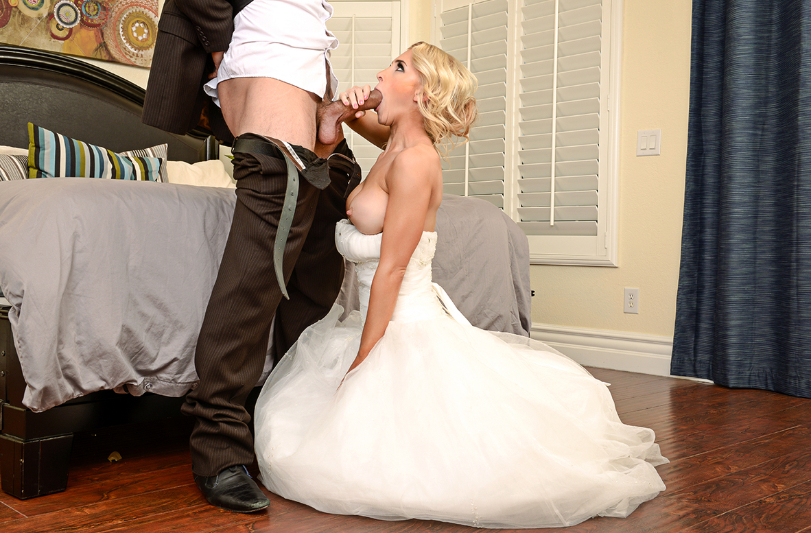 Watch Alix Lynx and Danny Mountain 4K video in Naughty Weddings