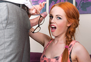 Ella Hughes & Pascal White in Naughty Bookworms