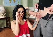 Madelyn Monroe & Billy Glide in Naughty Bookworms