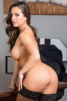 Abigail Mac starring in Bossporn videos with Ass smacking and Athletic Body