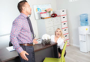 Alexis Monroe & Johnny Castle in Naughty Office