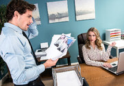 Anya Olsen & Tyler Nixon in Naughty Office