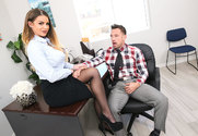 Brooklyn Chase & Johnny Castle in Naughty Office