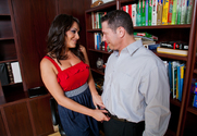 Charley Chase & John Strong in Naughty Office