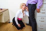 Jenna Ivory & Ryan Driller in Naughty Office